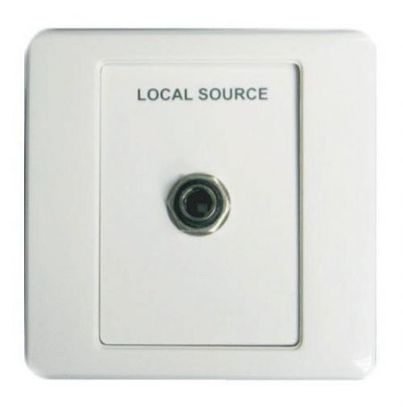 Local Source Panel