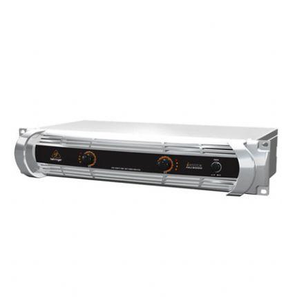 BEHRINGER | NU3000 | 2 x 280W / 550W @ 8 Ohms / 4 Ohms Light Weight Power Amplifier