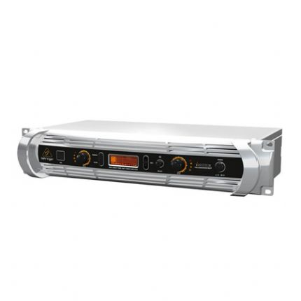 BEHRINGER | NU3000DSP | 2 x 280W / 550W @ 8 Ohms / 4 Ohms Light Weight Power Amplifier with Digital Signal Processing