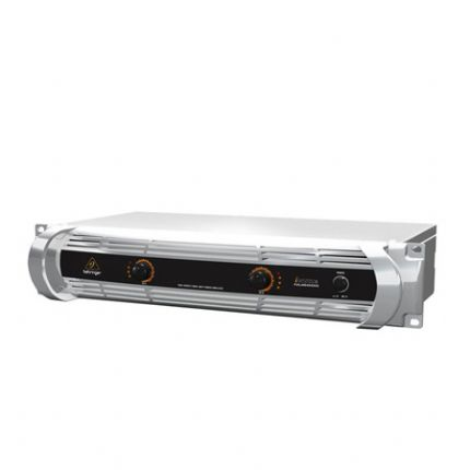 2 x 1,100W / 2,200W @ 8 Ohms / 4 Ohms Light Weight Power Amplifier