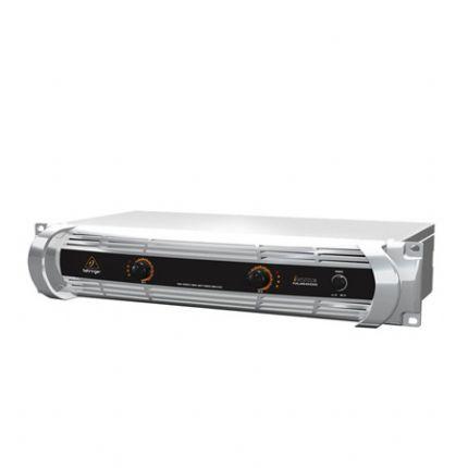 BEHRINGER | NU6000 | 2 x 1,100W / 2,200W @ 8 Ohms / 4 Ohms Light Weight Power Amplifier