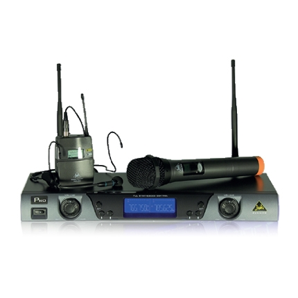 PRO-UD2 UHF Wireless Microphone System