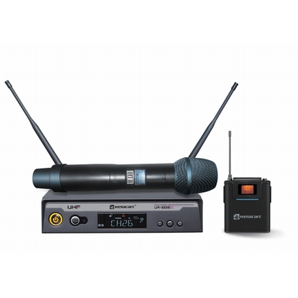 / Wireless Microphone System |  UR-222S