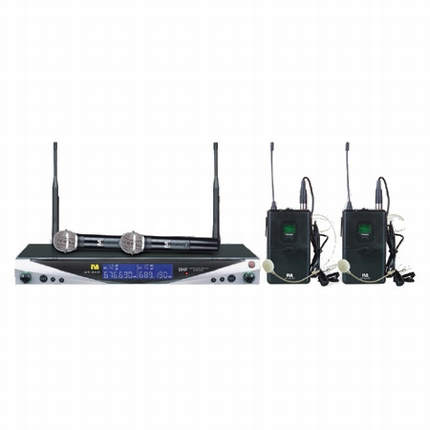 UX-34D Professional UHF Wireless Microphone | UX-34D UHF