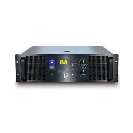 PRO-12 Touring Series Power Amplifier