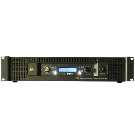 2 x 700W / 1100W @ 8 / 4 Ohms Power Amplifier