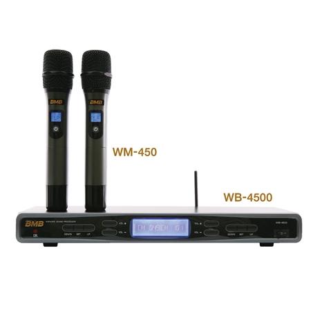 / Microphone System |  WM-450 WB-4500
