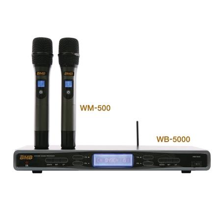 / Microphone System |  WM-500 WB-5000